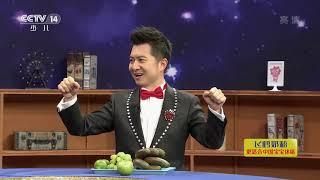 [智慧树]我爱变魔术:苹果|CCTV少儿