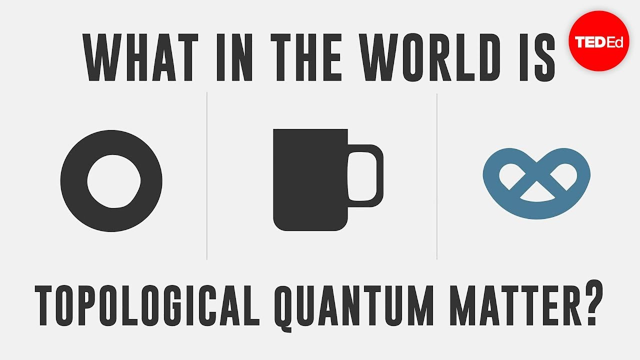 What in the world is topological quantum matter? - Fan Zhang
