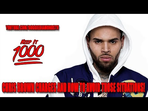 Chris Brown Charges And How To Avoid Those Situations | Keep It 1000 Mp3