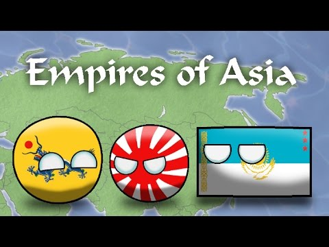 Empires of Asia Final Version