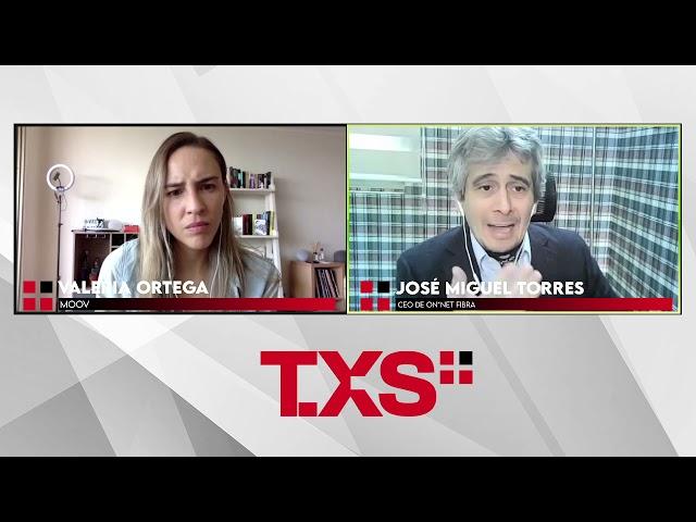 Valeria Ortega en Moov en TXSPlus.com