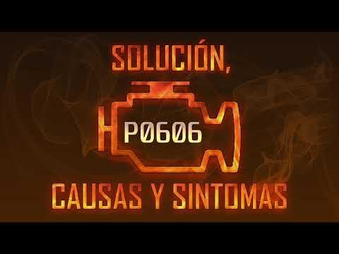 Código P0606 — Solución, Causas Y Sintoma