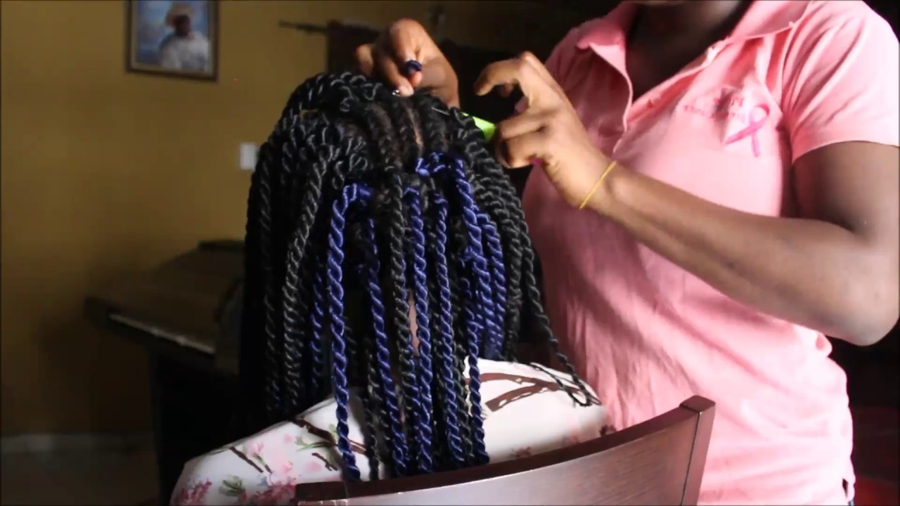 Crotchet braids step by step tutorial how to latch hook hair crotchet braids step by step tutorial how to latch hook hair weave technique pmusecretfo Image collections