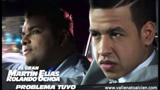 Problema Tuyo Martin Elias & Rolando Ochoa Via @Vallenatoalcien