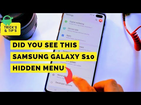 Samsung Galaxy S10 / S10+: How to Change Phone Call Vibration