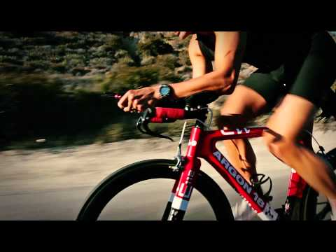 The Argon 18 E112 tri bike + Terence Young, designer and Iro