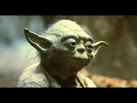 My Favourite Master Yoda Quotes