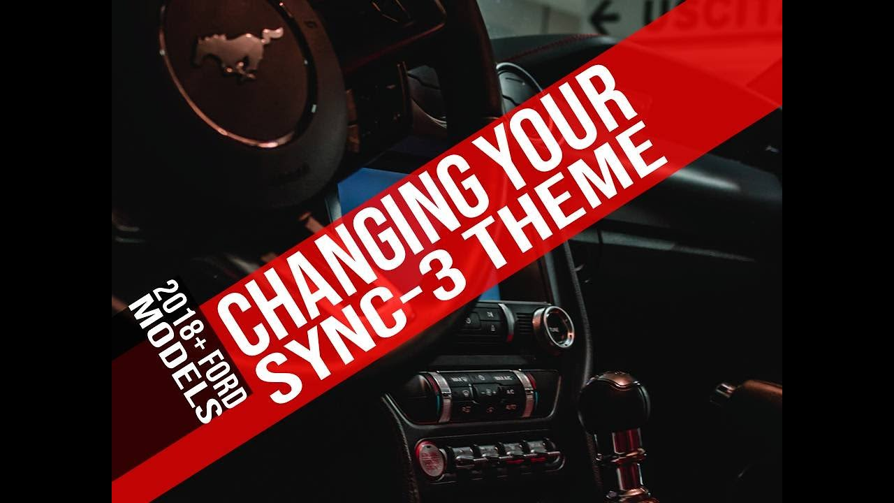 Ford SYNC 3.4 - All Splash Screens Available Thru FORScan