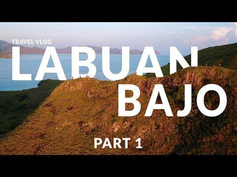 TRAVEL VLOG #02 LABUAN BAJO (part 1/3)