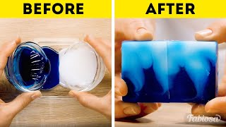 Cool DIY Soap Tricks And Bath Crafts / You Should TRY These Hacks