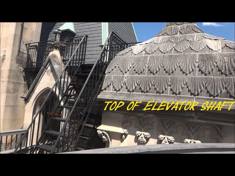 A Tour On Top Of The Roof Biltmore Estate Specialty
