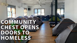 A group of homeless people are calling on the City of Cape Town to step up and take responsibility for them. The Community Chest building opened its doors to a group of 170 of them after the City apparently left them outside a site after the Strandfontein camp closed.  #COVID19SA #Homeless #CityOfCapeTown