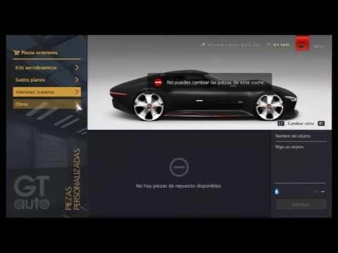 GT6 Como conseguir coche de 1.000.000 de Cr Gratis / GT6 How to get Car Mercedes 1,000,000 free