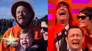 Was it Tom Hanks or Bill Murray in THAT Picture? The Answer Is Revealed - The Graham Norton Show