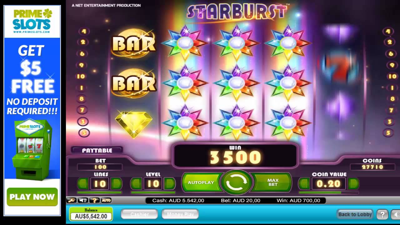 online casino gratis starburts