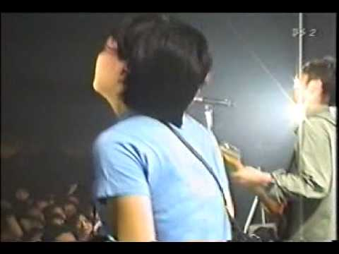 NUMBER GIRL - OMOIDE IN MY HEAD (last live, last song)