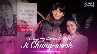 Meeting Ji Chang-wook | Simply Jinkee
