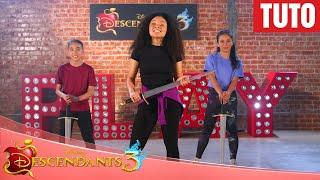 Descendants 3 - Tuto Danse : Night falls