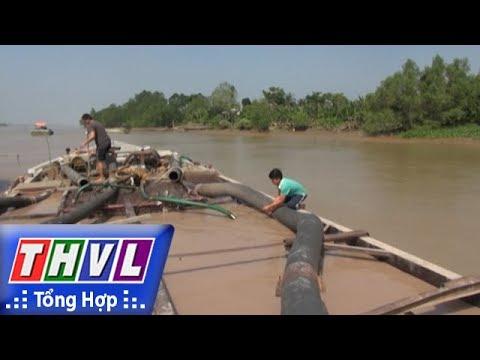 Download THVL   Người đưa tin 24G: Phát hiện nhiều PT khai thác cát trái phép trên sông Hàm Luông ở Bến Tre