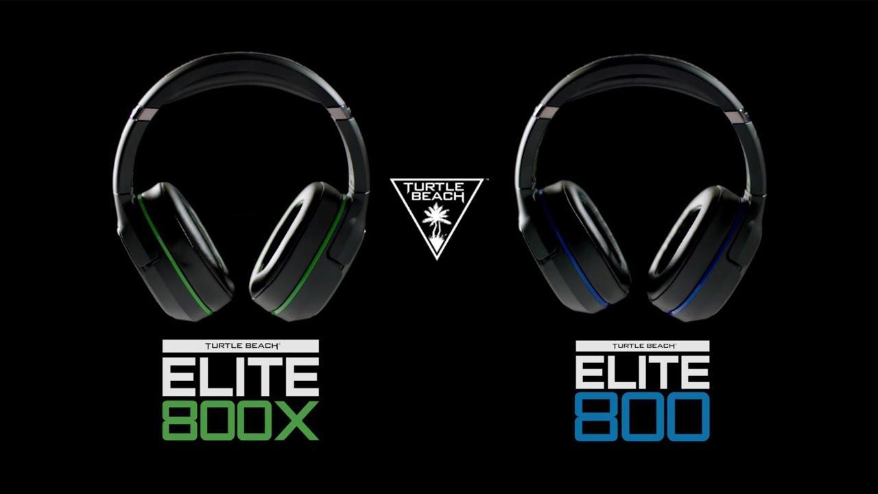 Elite 800 PlayStation®4 Gaming Headset