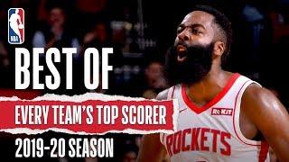 Every Team's Top Scorer | 2019-20 NBA Season