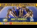 Women's Gymnastics vs. UC Davis, February 3, 2017