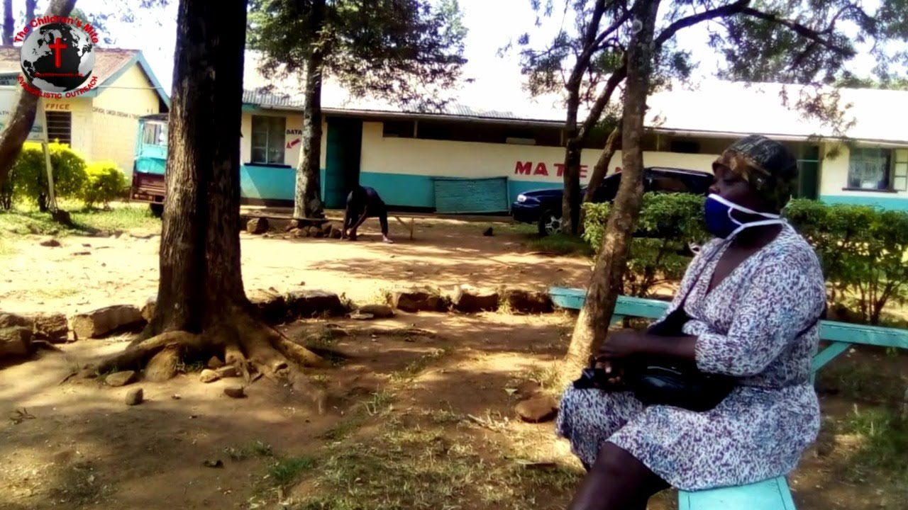A SINGLE MOTHER'S PLEA FOR HELP - Kiikat Community, Narok [Kenya]
