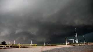 May 31, 2013 El Reno Tornado Touchdown Uncut