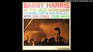 "Barry Harris Trio: ""Star Eyes"""