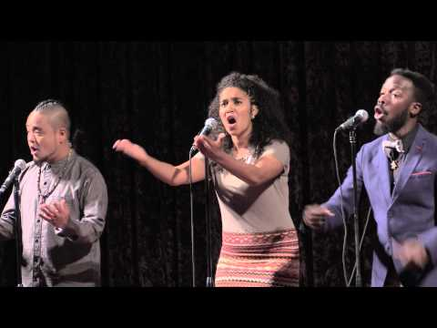 """National Poetry Slam Finals - """"Unforgettable"""" G. Yamazawa, Liz Acevedo, and Pages Matam"""