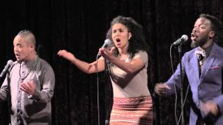 "National Poetry Slam Finals - ""Unforgettable"" G. Yamazawa, Liz Acevedo, And Pages Matam"