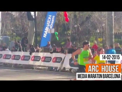 Barcelona Media Maraton BArcelona (14/02/2016)