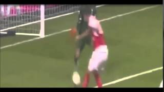 Tottenham vs Arsenal 1 2 23092015 English League Cup  Full Match Highlights & Goals