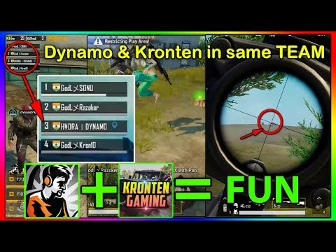 DYNAMO and KRONTEN played in same team || Last PAN Fight || FAN Meetings || Highllight #12