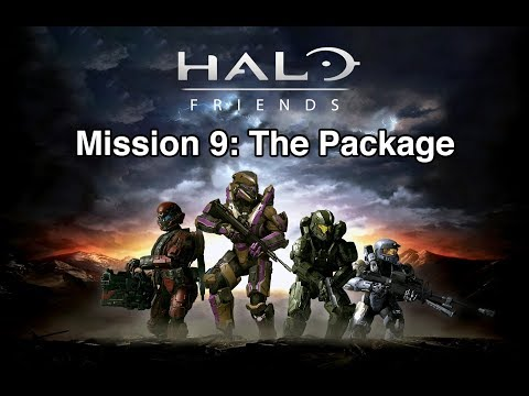 Halo: Reach Friends (Amazon Delivery Edition) (Reach Campaign + Halo 5 Customs)