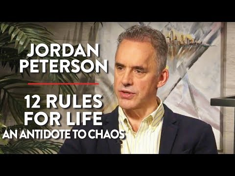 Jordan Peterson LIVE: 12 Rules for Life - An Antidote to Cha
