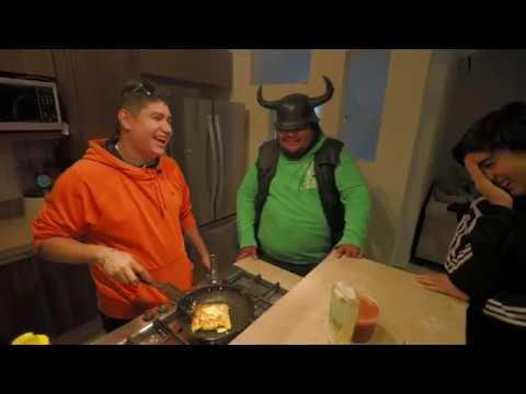 El príncipe del barrio Temp 3 Ep 3.- Cocinando con el Christian