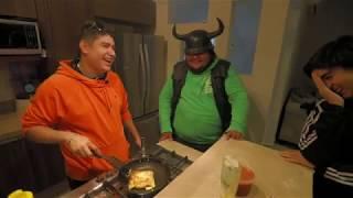 """""""El príncipe del barrio"""" Temp 3 Ep 3.- """"Cocinando con el Christian"""""""