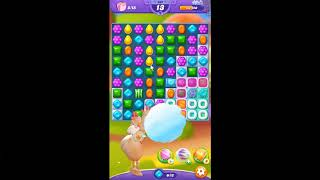 Candy Crush Friends Saga Level 207 ~ No Boosters
