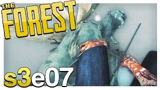 UPDATE! POISON ARROWS, RABBIT FUR BOOTS & NEW QUIVER! | The Forest Gameplay S3E07 (Alpha v0.32)