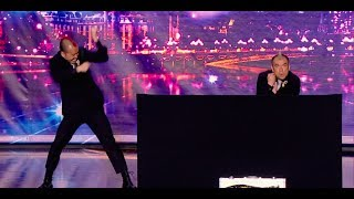 Gamarjobat - France's Got Talent 2013 audition - Week 3