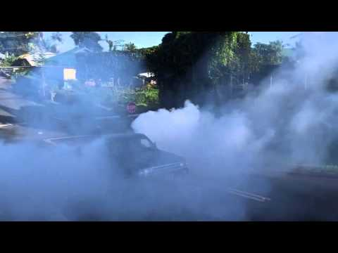 22R Burnout Hilo Hawaii New Years 2016