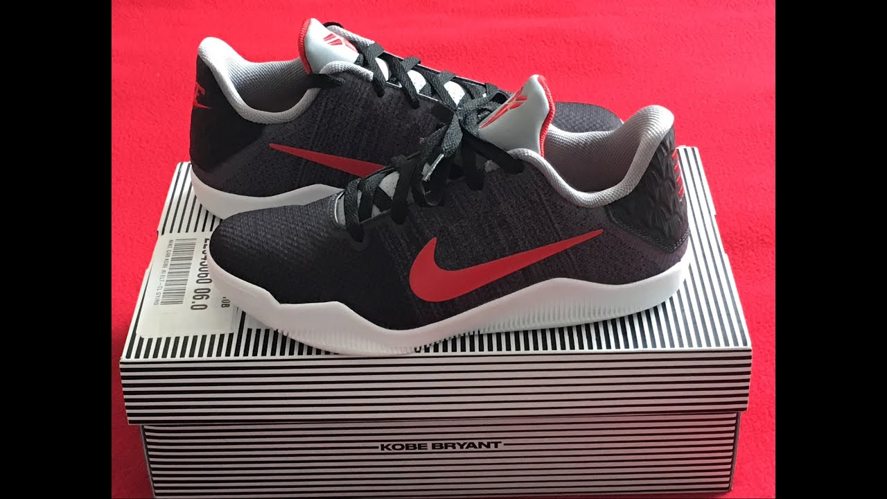 2f7cbbf294b2 ... best price nike kobe 11 tinker muse gs review on foot 69dcb b7b3d