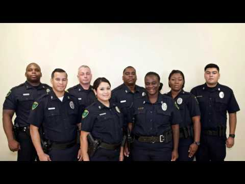 Houston Community College Police Department Job Fair