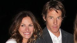 Julia Roberts and Husband Danny Moder Sweetly Kiss on the Beach -- See the PDA Pic!