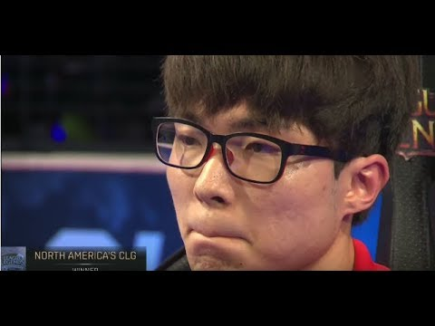 FAKER CRIES AFTER LOSING 3-0 VS. SSG