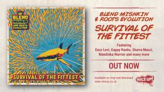 Blend Mishkin & Roots Evolution - Town Pretty But It Hot (feat. Suga Roy & Conrad Crystal) [ni...