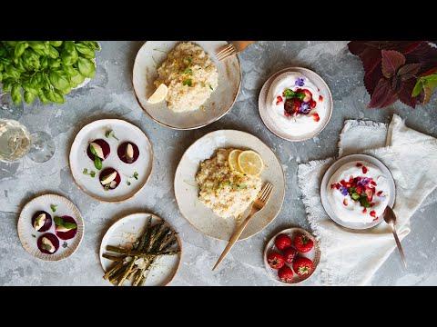 Vegan Three Course Summer Menu | Good Eatings