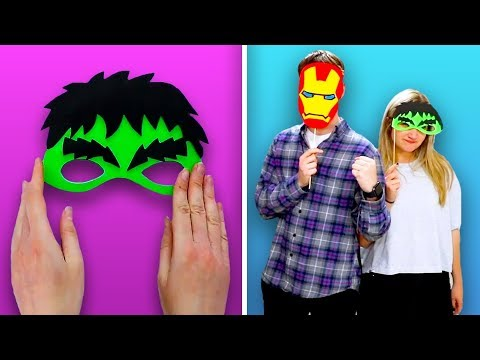 Avengers: Endgame Party Crafts