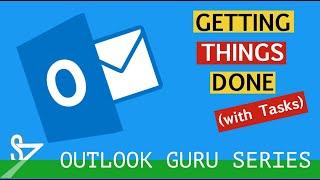 Outlook Time Management Tutorial Part 2 - Managing Tasks thumbnail